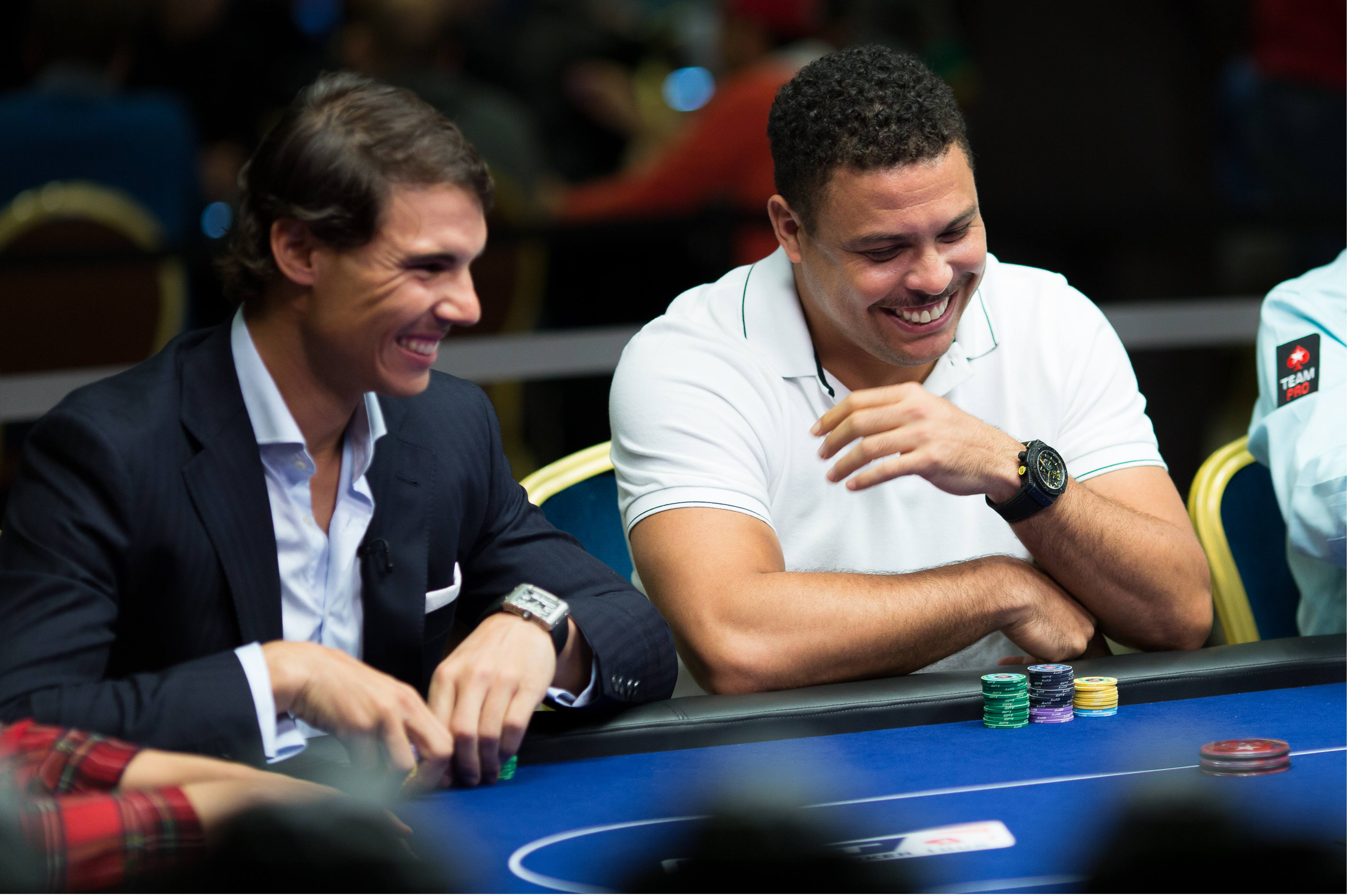 Up and Down : Ronaldo Vs Rafa, Phil Ivey on the top again…
