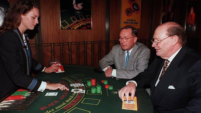 Kerry packer casino grande rhonde casino oregon