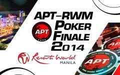 APT-RMW 2014 Day 1A