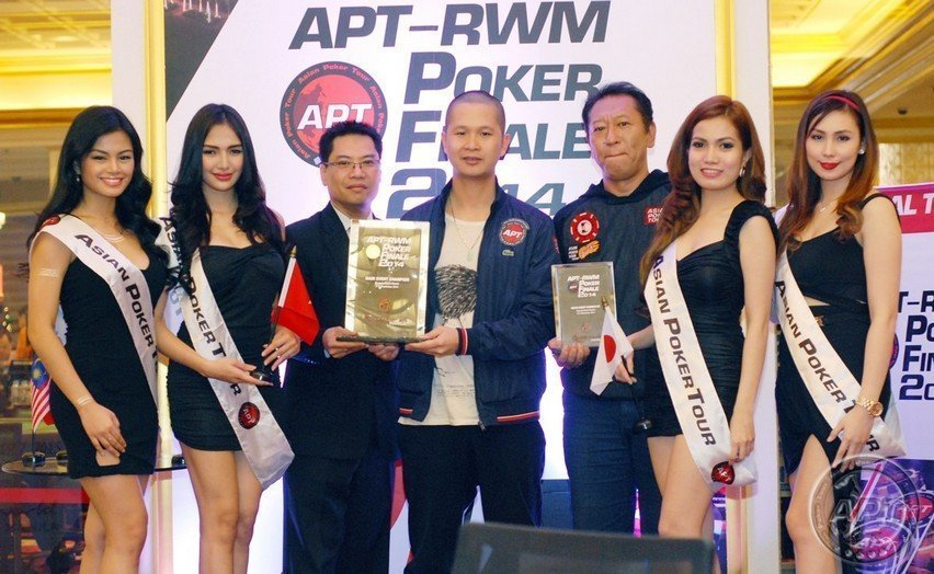 Huy Pham is the new APT RWM Champion