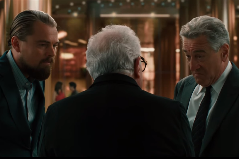 De Niro, Brad Pitt and DiCaprio team up  in US$70m ads for Studio City casino
