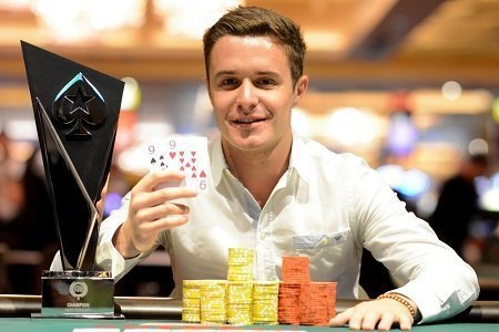 Up and Down: ANZPT Perth Main Event, Daniel Cates crushing online, Winning twice the Sunday Million