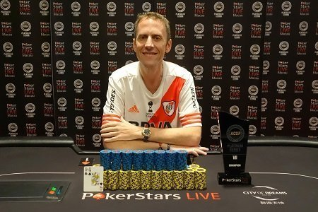 Up and Down: ACOP Results, Isildur1 on a heater, EPT rolls in France