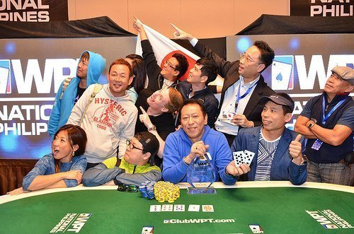 Poker keeps growing in Japan