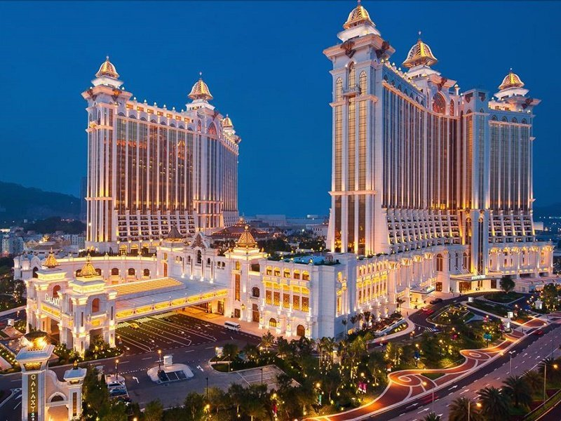 Pavilion Poker Galaxy Macau (closed)