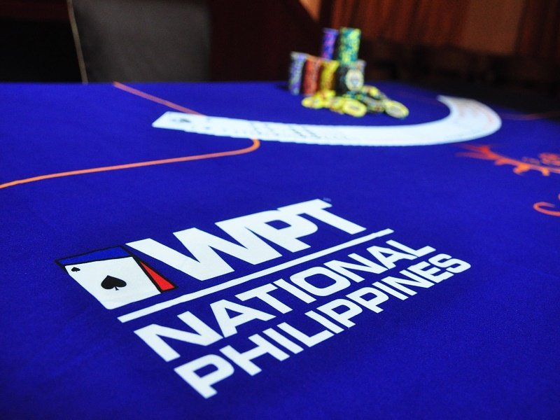 Second edition of WPT National Philippines to be hosted at Solaire Casino