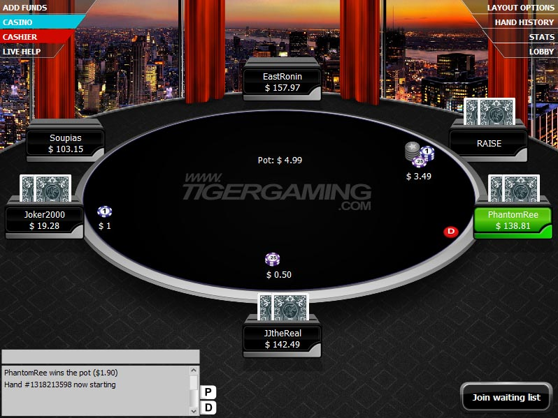online poker new york forum