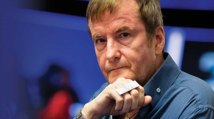 R.I.P Devilfish: The Poker World will miss you