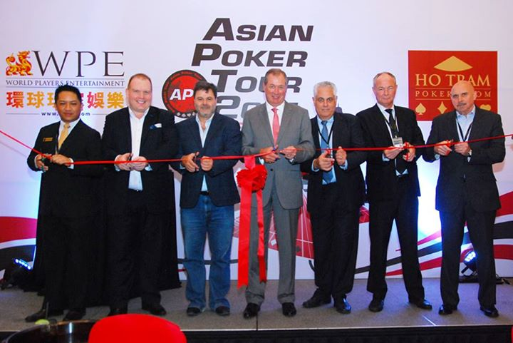 Vietnam Opens its Doors to the Asian Poker Tour