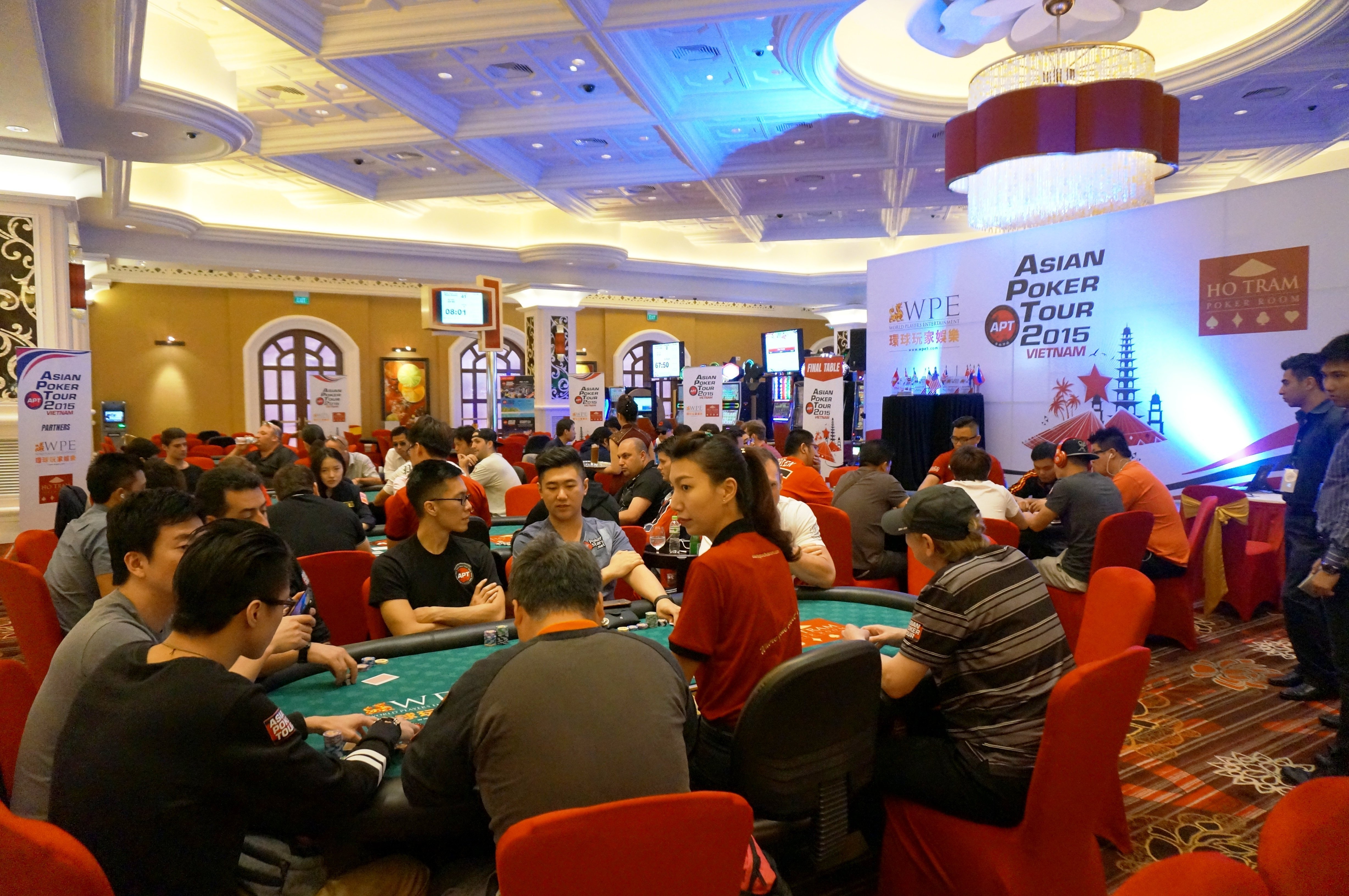 APT Vietnam: Main Event Day 1 and Side Events in brief