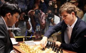 Carlsen VS Anand