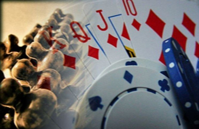 Stories of chess and poker