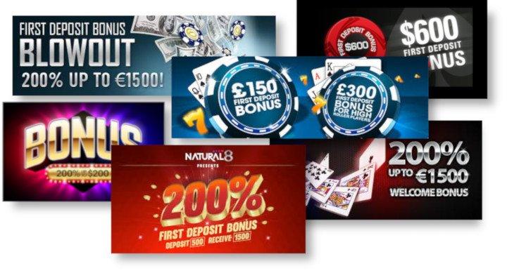 Image result for What is the Poker Deposit Bonus!