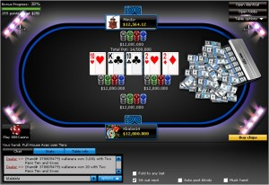 3. 888poker final table