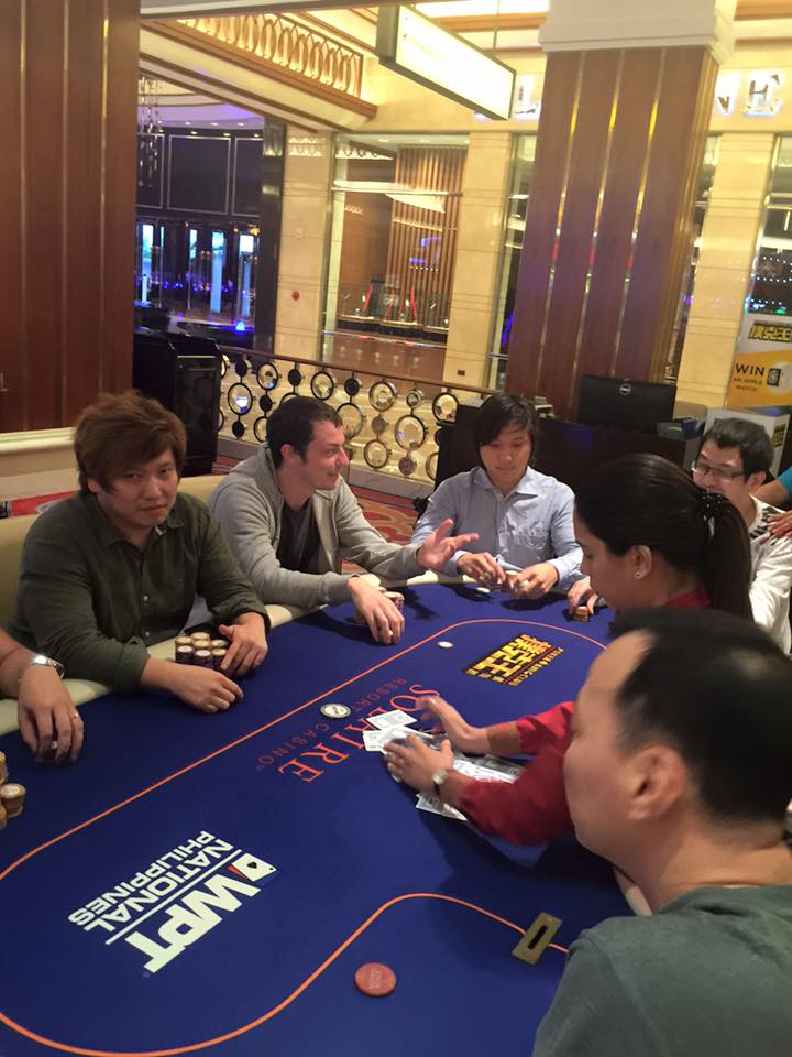 Poker manila 2015