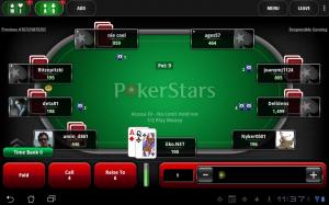 Pokerstarsaa