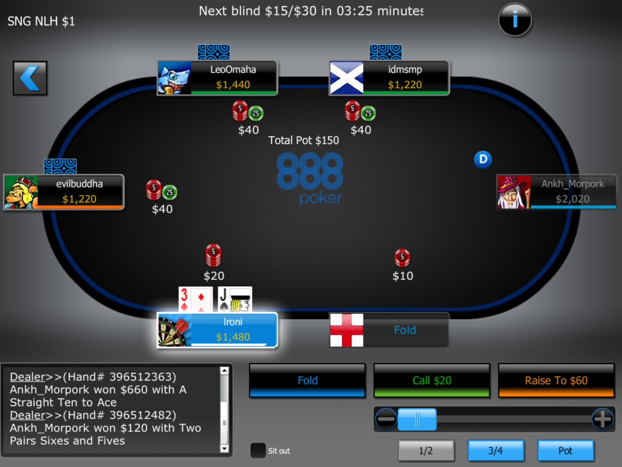 888 poker england casino ending scene house of the rising sun