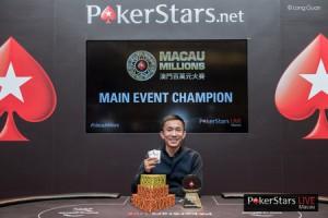 Winner Macau Millions