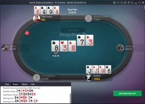 Tonybet Cash Games