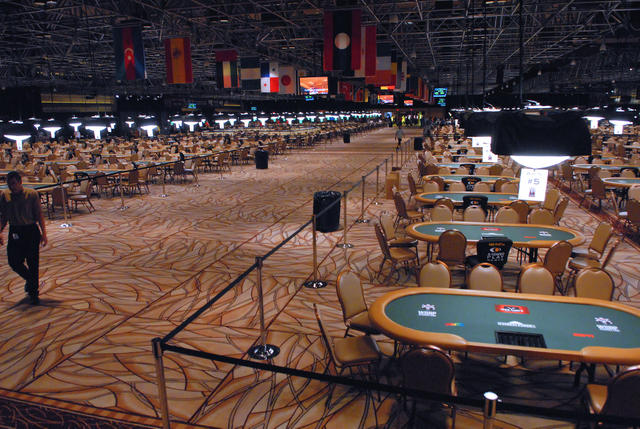 how much is the buy in for wsop main event
