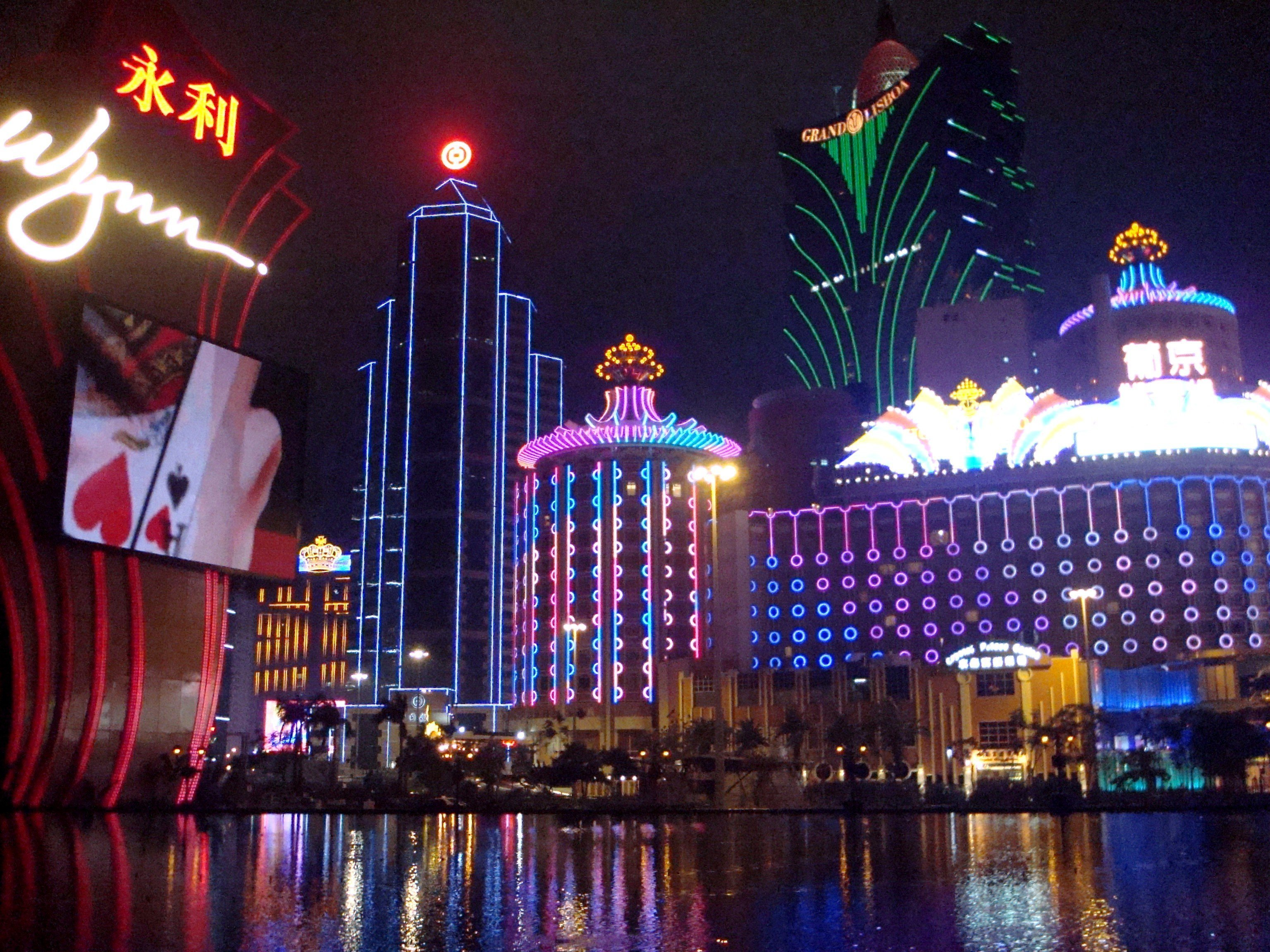 Poker in Macau