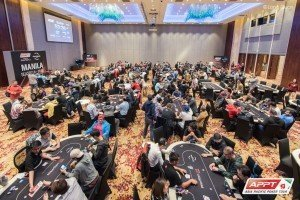 APPT9 Manila:  New Philippine record set as 585 join Main Event
