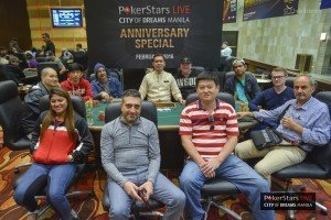PokerStars Live Manila Anniversary Special: Issa wins the Main Event, Tollefsen runner-up