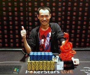Macau Poker Cup 23 off to a good start