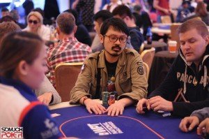 Kampanatsaynakorn, Del Rosario, and Nee Lead Day 1b of the WPT National Philippines Main Event