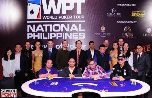 Malaysia's Ying Lin Chua Wins the WPT National Philippines Main Event