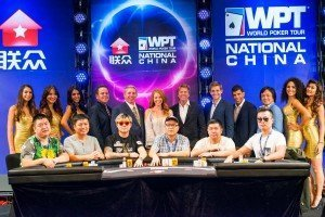Shu Sun wins WPT National China