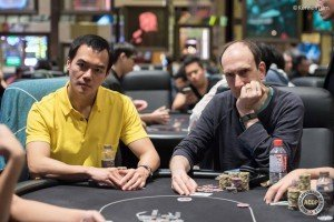 2015 ACOP: High Roller, Warm Up, and 2m Gtd Spadie events results