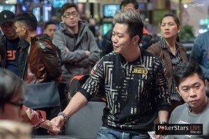 Macau Millions: Yifan Zheng tops a record breaking field to take Main Event title