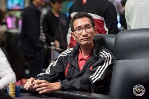 2015 ACOP Main Event: Connor Drinan leads the final table