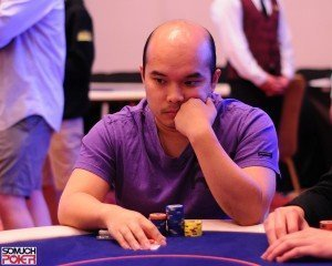 WPT Philippines: Final 6 of the Main Event, Kai Paulsen in the Lead