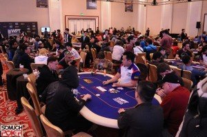 Cui Jia Bin Leads Day 1a of the WPT National Philippines Main Event