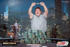 ANZPT Melbourne Main Event: Lin Shi Wins the event, Stavropoulos named ANZPT POY