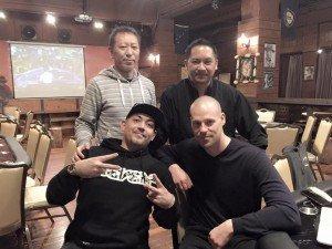 Iori Yogo wins the inaugural Okinawa Poker Cup