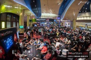Macau Poker Cup 23: 945 runners in the Red Dragon