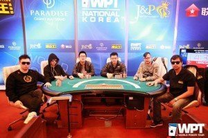 Cui Jia Bin wins the WPT National Korea