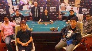 Junichi Nakagari wins the WPT National Jeju