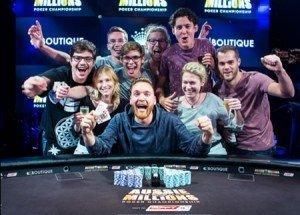 Aussie Millions: Fabian Quoss Wins the  AU$100K Challenge