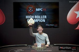 MPC24: Wayne Yap crowned champion in the High Roller, Terry Fan wins the HK$20,000