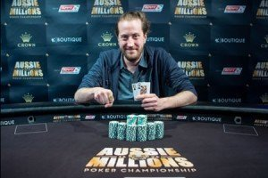 Aussie Millions: Steve O'Dwyer adds a new High Roller trophy to his collection