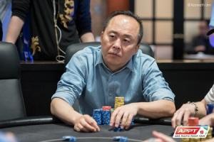 2016 APPT Macau FT Jian Guo Sun Seat 5