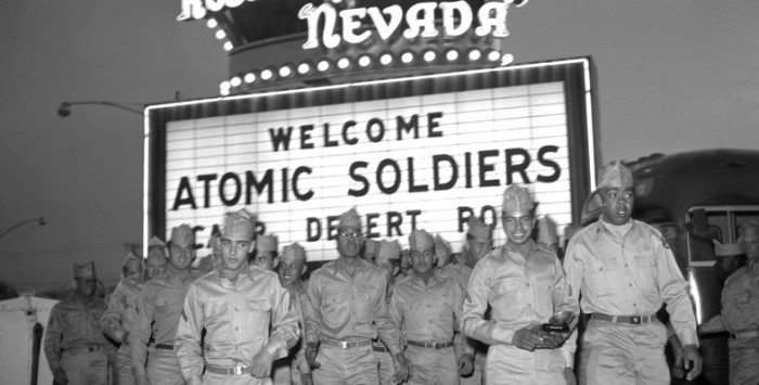 Welcome to Atomic Soldier