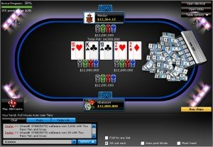 Poker the value