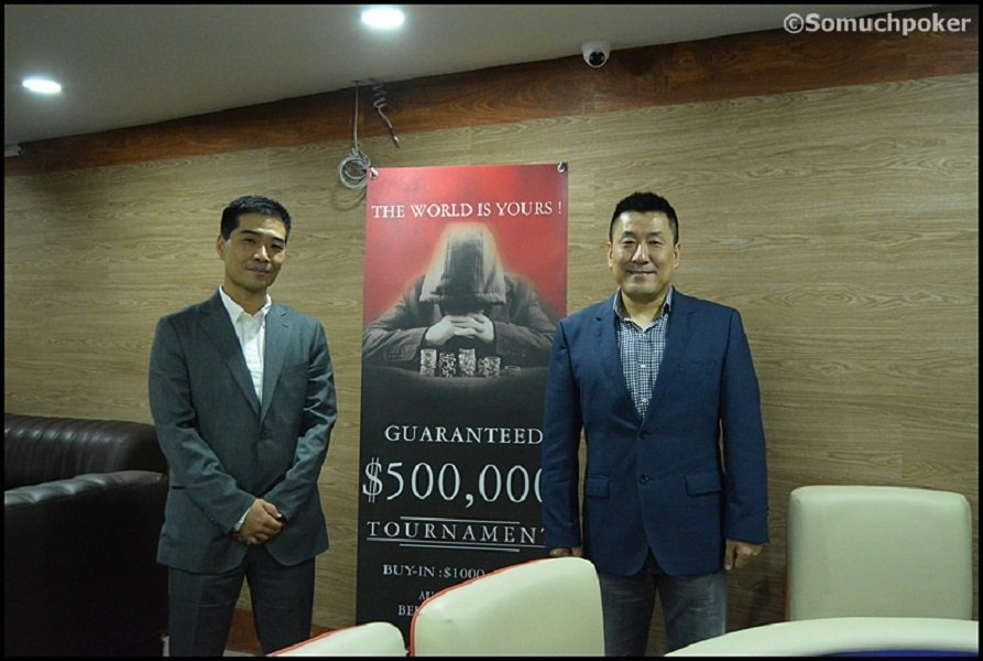 Recently formed Asia Poker League announces $500K gtd event in Beijing
