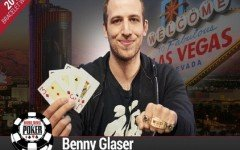 Benny Glaser 2016 World Series Of Poker 1 240x150