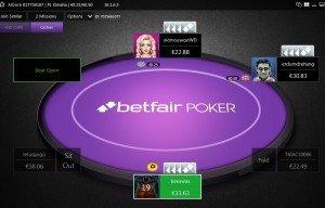 Betfair-table